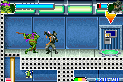 Teenage Mutant Ninja Turtles 2 - Battle Nexus - Level 1 -  - User Screenshot